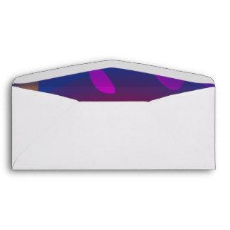 Arte púrpura abstracto de la nebulosa
