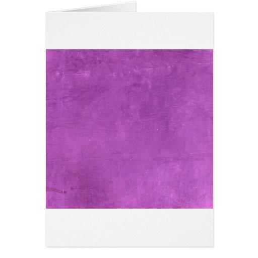 Arte púrpura felicitacion
