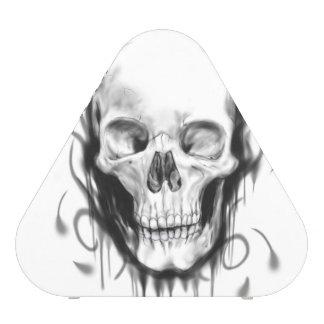 Arte púrpura rosado de Digitaces del cráneo del Altavoz