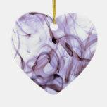 Arte que fuma púrpura