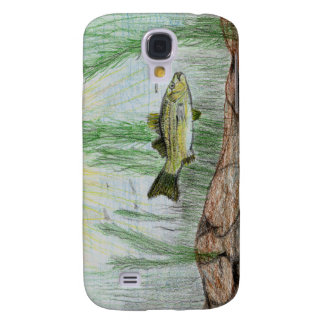 Arte que gana de B. Selby Grade 4 Funda Para Galaxy S4