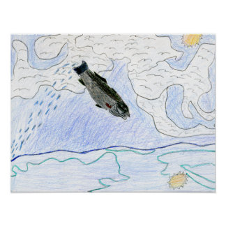 Arte que gana de J Osterday - grado 6 Poster