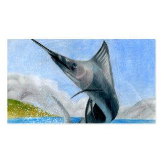 Arte que gana de J. Shi - grado 7 Tarjetas De Visita