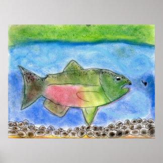 Arte que gana de J. Wilson Grade 5 Póster