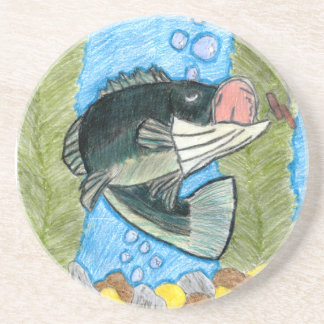 Arte que gana de R. Shively - grado 6 Posavasos Manualidades