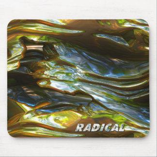 Arte radical 33 Mousepad