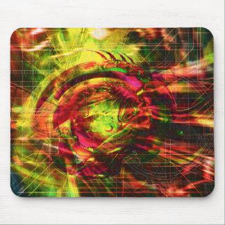 Arte radical 43 Mousepad