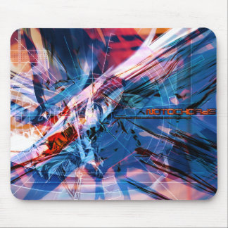 Arte radical 8 Mousepad