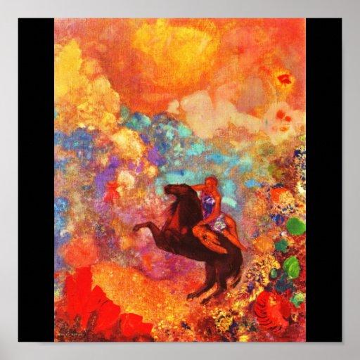 Arte-Redon Poster-Clásico 28 Póster