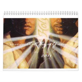 Arte religioso cristiano 2011 calendarios de pared