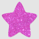 Arte reluciente de CricketDiane de la chispa de la Calcomanía Forma De Estrella