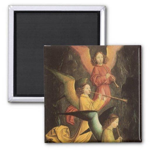 Arte renacentista, coro de ángeles de Simon Imán Cuadrado