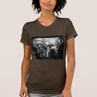 """Arte renacentista de Harlem - """"consiguiendo la rel Camisetas"""