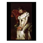 Arte-Renoir Postal-Clásico 13