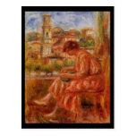 Arte-Renoir Postal-Clásico 15