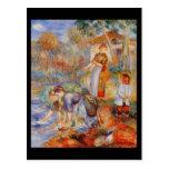 Arte-Renoir Postal-Clásico 17