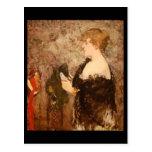 Arte-Renoir Postal-Clásico 4