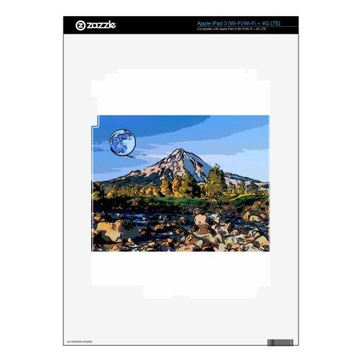 arte-río iPad 3 skin