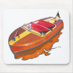 Arte Riviera de Chris Mouse Pads