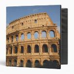 "Arte romano. El Colosseum o el Flavian 3 Carpeta 1 1/2"""