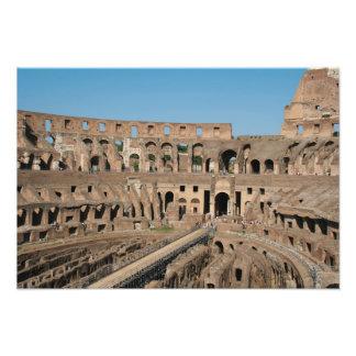 Arte romano. El Colosseum o el Flavian 6 Fotografías