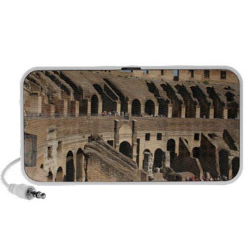 Arte romano. El Colosseum o el Flavian PC Altavoces