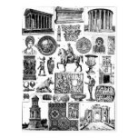 Arte romano postal