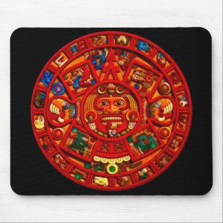 Arte sagrado Mousepad del calendario de Sun del Ma Alfombrilla De Raton
