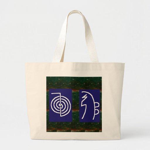 ARTE simbólico: Reiki Chokurai Sayhaykey Bolsa