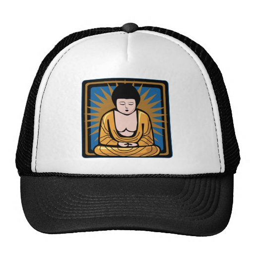 Arte simple de Buda Gorro