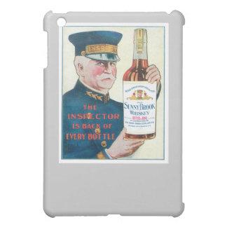 Arte soleado del anuncio de la bebida del vintage