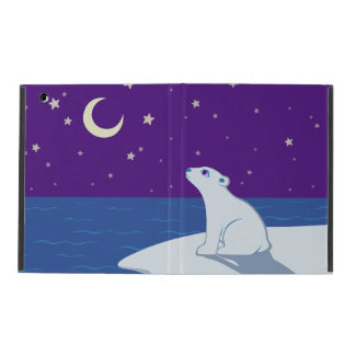 Arte Stargazing de Cub del oso polar