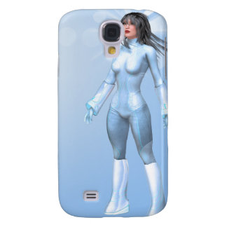 arte surrealista de la innovación 3G Funda Para Galaxy S4