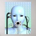 Arte surrealista industrial moderno principal de T Impresiones