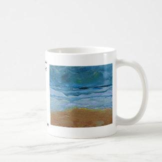 Arte tempestuoso del océano de CricketDiane de las Tazas De Café
