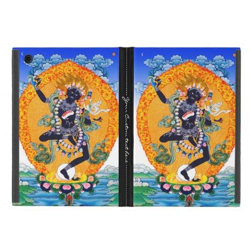Arte tibetano oriental fresco del tatuaje de dios  iPad mini coberturas