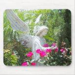 Arte tropical de la foto de MousePad del jardín de Tapete De Ratones