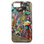Arte urbano de la calle iPhone 5 Case-Mate coberturas