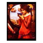 Arte-Waterhouse Postal-Clásico 12