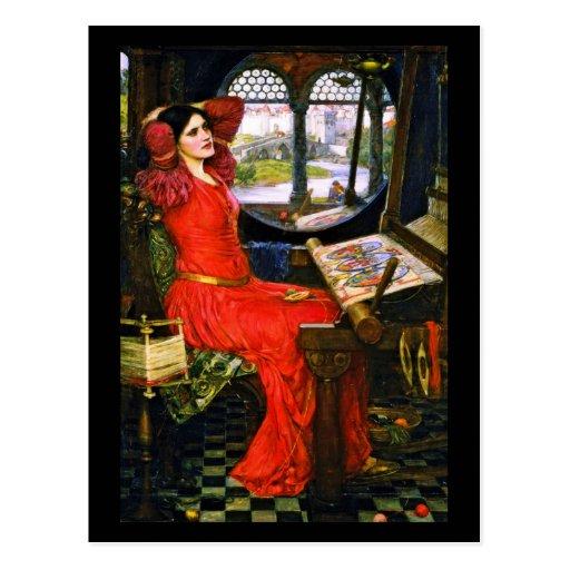 Arte-Waterhouse Postal-Clásico 19