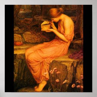 Arte-Waterhouse Poster-Clásico 16