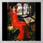 Arte-Waterhouse Poster-Clásico 22