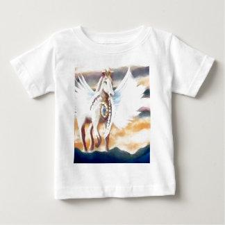 Arte y diseño cons alas de Pegaso CricketDiane Tee Shirts