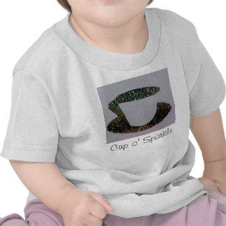 Arte y diseño de CricketDiane de la chispa del o Camisetas