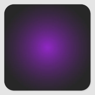 Arte y diseño púrpuras de CricketDiane del drama Pegatina Cuadrada