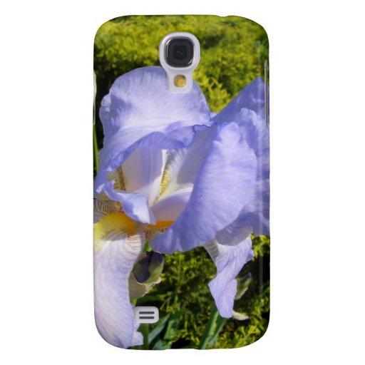 Arte y fotografía púrpuras de CricketDiane del iri Carcasa Para Galaxy S4