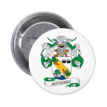 Arteaga Family Crest Pins