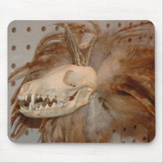 Artefacto indio tapete de ratón