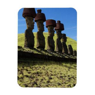 Artefactos de Rapa Nui, isla de pascua Iman Rectangular