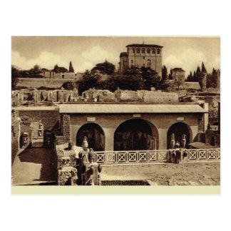 Artefactos romanos postales